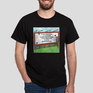 The Techie's Revenge Dark T-Shirt