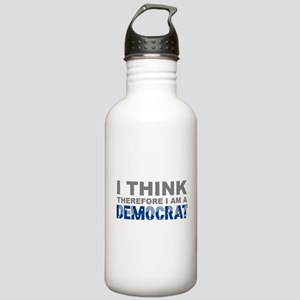 Think Democrat Stainless Water Bottle 1.0L