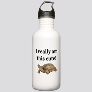 CUTE TURTLE Stainless Water Bottle 1.0L