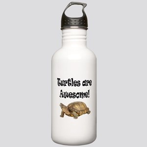 AWESOME TURTLE Stainless Water Bottle 1.0L