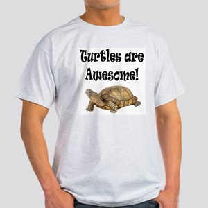 AWESOME TURTLE Light T-Shirt