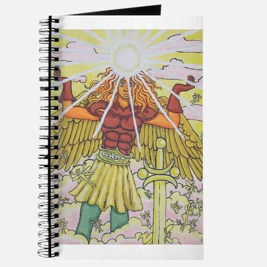 Archangel Raphael Journal