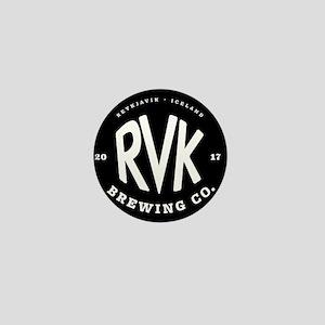 RVK Brewing Co. Mini Button