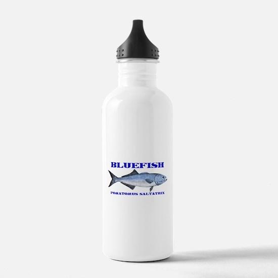 Bluefish - Potamus Saltatrix Water Bottle