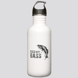 Kiss My Bass 2 Stainless Water Bottle 1.0L