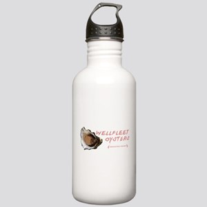 Wellfleet Oysters Stainless Water Bottle 1.0L