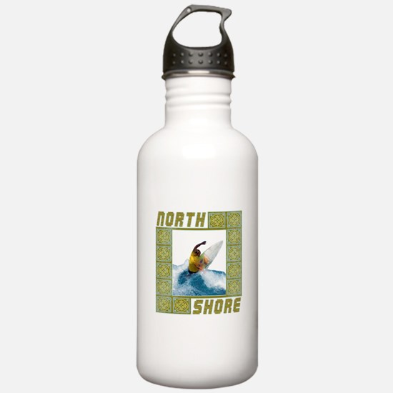 Cute Kids hawaii Water Bottle