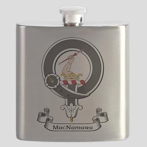 Badge - MacNamara Flask