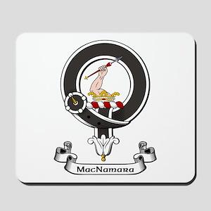 Badge - MacNamara Mousepad