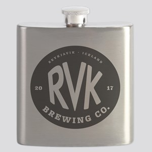 RVK Brewing Co. Flask