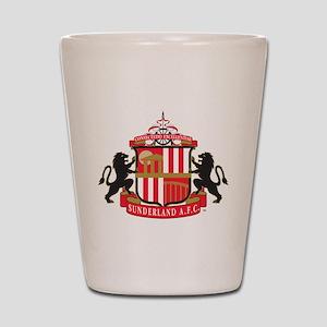 Sunderland AFC Crest Shot Glass