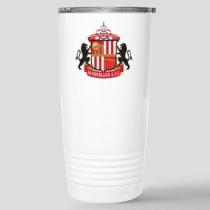 Sunderland AFC Crest Travel Mug