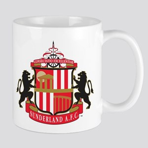 Sunderland AFC Crest Mugs