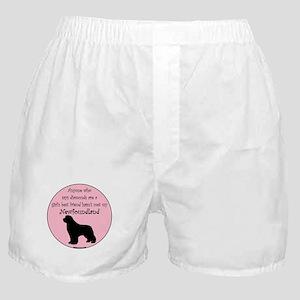 Girls Best Friend Boxer Shorts