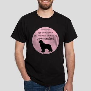 Girls Best Friend Dark T-Shirt