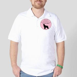Girls Best Friend Golf Shirt