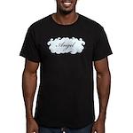 Angel Men's Fitted T-Shirt (dark)