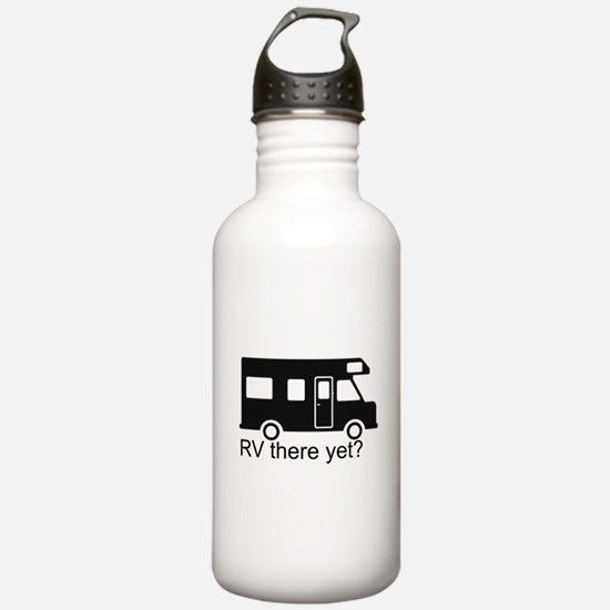 Cute Funny camping Water Bottle