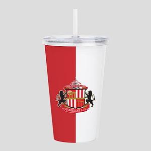 Sunderland AFC Crest Acrylic Double-wall Tumbler