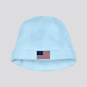 The Union Civil War Flag baby hat