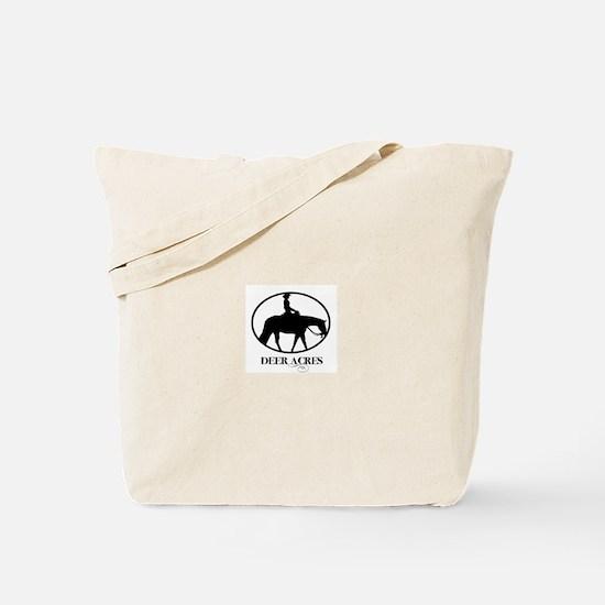 Cute Western pleasure horse Tote Bag