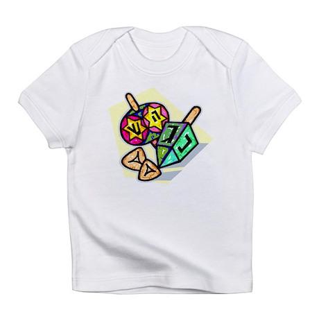 Jewish Dreidels Infant T-Shirt