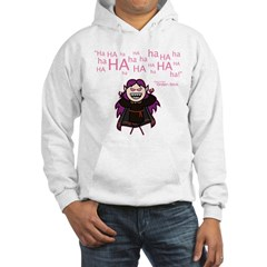 V: Evil Laugh Hoodie