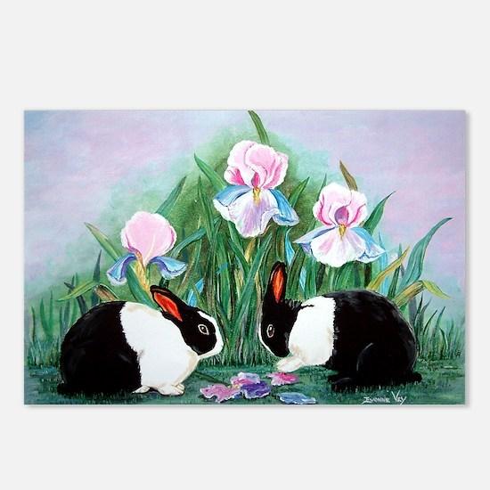 Evonnes Art Postcards (Package of 8)