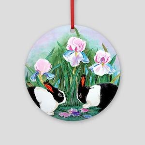 Evonnes Art Ornament (Round)