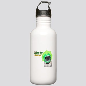Dragon Dog Stainless Water Bottle 1.0L
