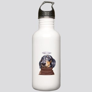 Angel Spotted Doxie Stainless Water Bottle 1.0L