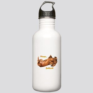 Bellyrub Doxie Stainless Water Bottle 1.0L