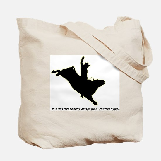 Best 8 second ride anywhere Tote Bag