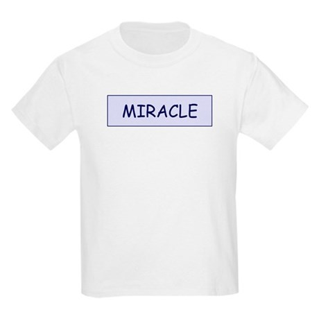 Miracle blue Kids T-Shirt