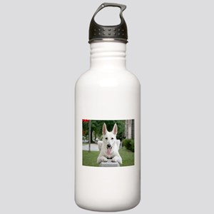White German Shepard Stainless Water Bottle 1.0L