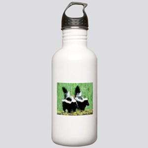 Two Skunks Stainless Water Bottle 1.0L