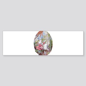WONDERLAND RABBIT Sticker (Bumper)