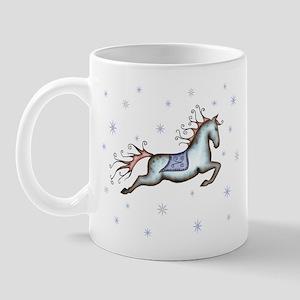 Starry Sky Horse Mug