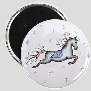 Starry Sky Horse Magnet