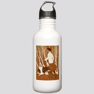THROUGH THE WOODS Stainless Water Bottle 1.0L