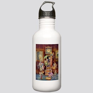MIDNIGHT PIXIES Stainless Water Bottle 1.0L