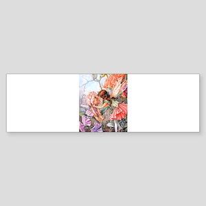 SWEET PEA FAIRY II Sticker (Bumper)