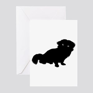 Pekinese Greeting Cards (Pk of 10)