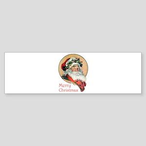 SANTA CLAUS Sticker (Bumper)