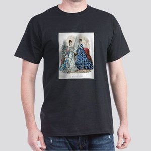 LA MODE ILLUSTREE - 1875 Dark T-Shirt