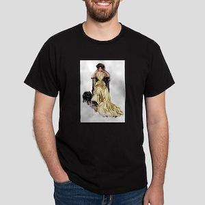 YELLOW SATIN Dark T-Shirt