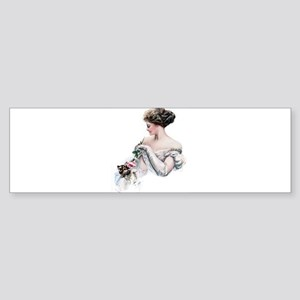 Careless Flirtation Sticker (Bumper)