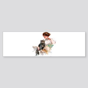 FAITHFUL FRIEND Sticker (Bumper)