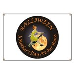 MOTHER IS A WITCH Banner