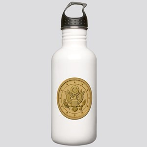 PATRIOT BLUE Stainless Water Bottle 1.0L